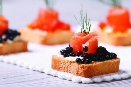 Southcott Salmon & Caviar HR